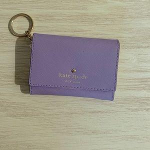 kate spade Bags - kate spade keychain wallet